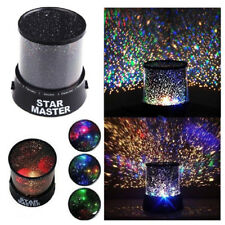 Calming Autism LED Multicolour Light Sensory Toys Projector Sky Star Lamp USB