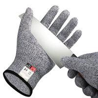 Gant de sécurité anti-coupure en fil d'acier inoxydable résistant aux coupurBB