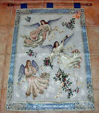 Angels on High ~ Heavenly Angels Tapestry Wall Hanging