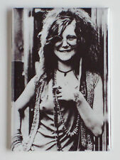 Janis Joplin FRIDGE MAGNET (2 x 3 inches) big brother holding company