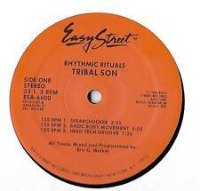 TRIBAL SON-EASY STREET RECORDS-RHYTHMIC RITUALS-NM RECORD