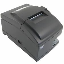 STAR SP700 Matrix Kassa Bon Printer RJ-45 Netwerk - Zwart