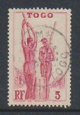 Togo - 1940, 15c stamp - F/U - SG 130