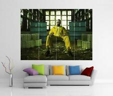 Breaking Bad La Serie De Tv Temporada 1 2 3 4 5 Gigante De Pared Art Print Cartel h269