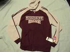 Mississippi State Shirt + Hoodie Adidas Adult Size Large Both NWT