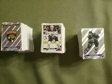 2019-20 NHL Topps Hockey Stickers Single - #1 to #238 Create Own Lot
