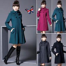 NEW Women Thicken Warm Winter Long Coat Hood Parka Overcoat Jacket Outwear