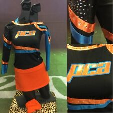 Real Cheerleading Uniform Youth L Comp