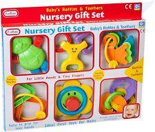 Fun Time Baby's Rattles & Teethers Nursery Gift Set