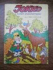 """Henri Arnoldus: Jokko tovert wonderregen/ Uitgeversmij """"De Eekhoorn"""" B.V., 1982"""