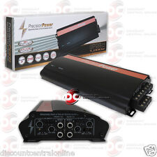 PRECISION POWER PPI I1000.4 CAR MOTORCYCLE 4-CHANNEL AMPLIFIER 2000W MAX
