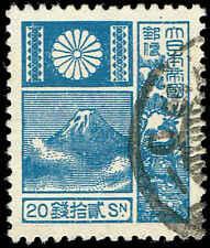 Scott # 248 - 1937 - ' Mt. Fuji '