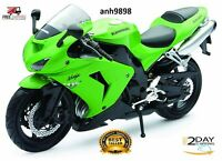 Juguetes de moto para niños Motocicleta 2006 Kawasaki Zx-10R- Sport Bike