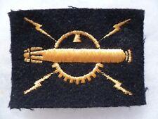Marine insigne tissu patch spécialité MISSILIER ANTI SOUS MARIN OM ORIGINAL