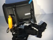GoPro Hero 5 Black Camera Custom Go Pro Bundle Of Accessories With Thule Case