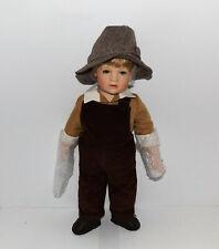 "Danbury Mint : ""Little Elvis"" Collector Doll by Phyllis Seidl {2237}"