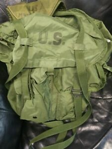 US Army Military Alicepack LC-2 Large Field Pack Rucksack Backpack FREE SHIPPING