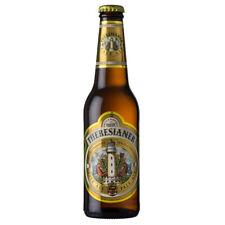 Cerveza italiana Pale  Ale 33 cl. Theresianer 1 botella 33 cl.