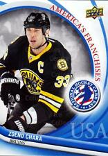 2012 Upper Deck National Hockey Card Day USA #6 Zdeno Chara