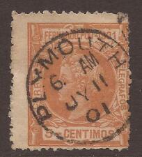 Bullseye/SOTN Spanish & Colonies Stamps