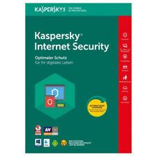 Kaspersky Internet Security 2018 | 5 PC / Geräte 1 Jahr | Sofortversand per Mail
