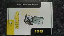 Ezcap Portable USB Audio Cassette Tape Converter to MP3 Player Walkman