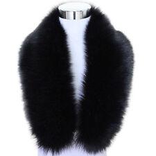 Newest Winter Faux Fox Fur Collar Scarf Shawl Women's Vogue Wrap Stole Scarves