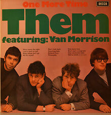 "THEM FEAT. VAN MORRISON - ONE MORE TIME 12""  LP (M614)"