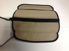 Excellent hand-made copy of the MGTC / Early MDTD tool roll In Tan Canvas