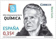 [CF1096] España 2011. Año Internacional de la Química (MNH)