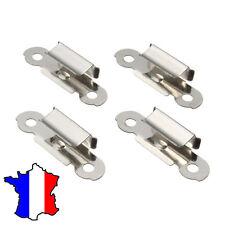 4 clips de fixation ultimaker du verre sur le plateau chauffant  - pince  UM2