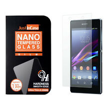 Premium Tempered Glass Screen Protector For Sony Xperia S1Z