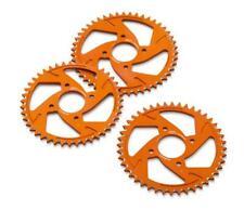 KTM Duke 125 200 2011-2014 Orange Anodized 45T Rear Sprocket New 9011095104504