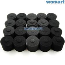 20Stk RC 1/8 Maßstab Nitro Motor Carbon Luftfilter Schwamm Schaum Dust Sponge