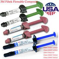 ESPE Filtek Flowable Composite / Dental Nano Hybrid Composite Syringe A2 A3