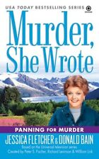 Murder, She Wrote: Panning for Murder by Jessica Fletcher, Donald Bain
