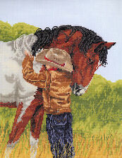 Cross Stitch Kit ~ Janlynn Horse Crazy #008-0209