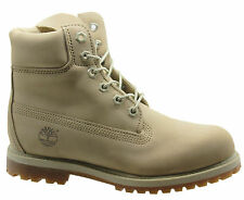 Timberland Lace Up 100% Leather Upper Boots for Women