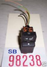 3545790 VOLVO 93 850 Heated Seat Switch Left/BLK 1993