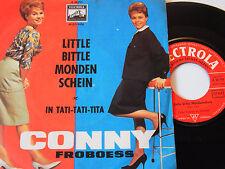 "7"" - Conny Froboess Little Bittle Mondenschein & In Tati Tati Tita - 1964 # 4378"