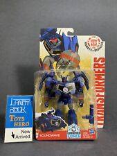 [Toys Hero] In Hand Transformers RID Robots in Disguise Combiner Force Soundwave