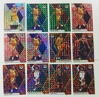 (12) 2019-20 Panini Mosaic LA Lakers Prizm SP Lot - See ⬇⬇ For Info