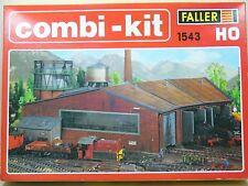 Faller 1543 Combi-Kit HO Bausatz Sehr sehr selten für Sammler etwas Exclusives
