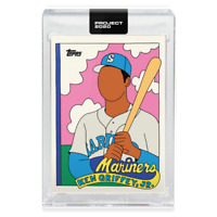 Topps PROJECT 2020 Card 201 - 1989 Ken Griffey Jr. by Fucci