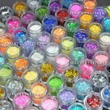 Decorazioni glitter brillanti acrilici per unghie