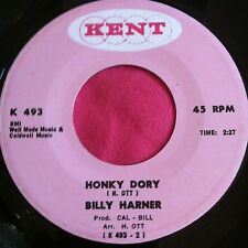 BILLY HARNER HUNKY DORY / IRRESISTABLE YOU US KENT NORTHERN SOUL