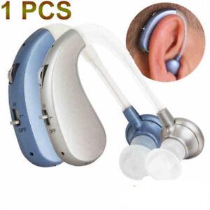 Wiederaufladbare BTE Digital Hörgeräte Verstärker Verlust Unsichtbar Ohr-Aids