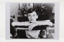 Audrey Hepburn, 1955 by George Daniell, arte-postal