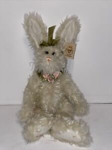 """Bearington Bear Collection Jointed """"Hope"""" Angel 12"""" Retired 1999"""
