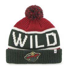 574720503c3 Minnesota Wild 47 BRAND Calgary Cuff Knit Hat